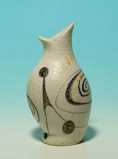 Adele White Ceramic Vase 1000 images about ruscha on pottery pottery