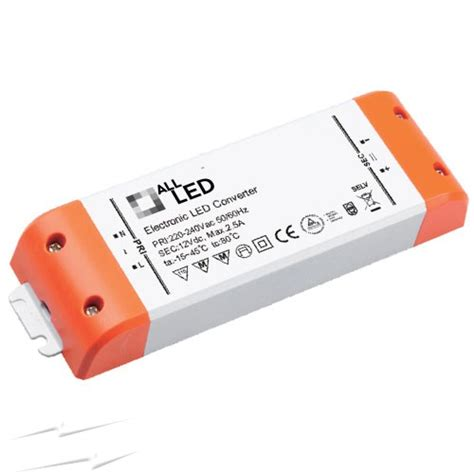 ld1230 12v dc 1 30w constant voltage led driver ip20 30w 12v 2 5a led power supply