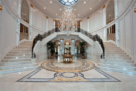 Upstairs Living Floor Plans poll which grand double marble staircase do you prefer