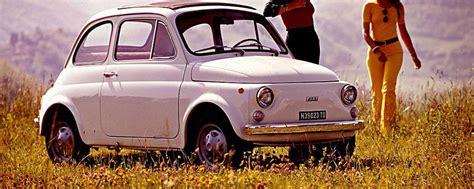 Auto D by Auto D Epoca Scarpe Nuove Per La Vecchia Fiat 500 Motorbox