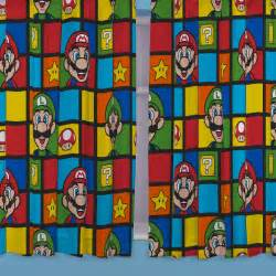 Character Duvet Sets Official Nintendo Super Mario Brothers Bedding Duvet Cover