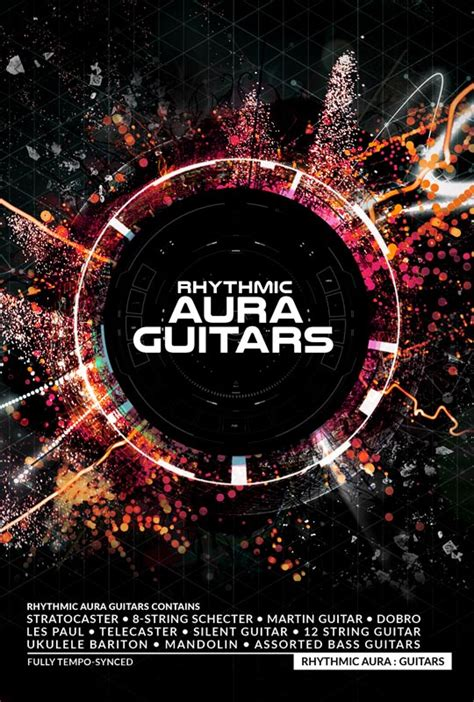 8dio Songwriting Guitar Review by Aura Guitars For Kontakt By 8dio Released