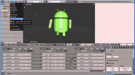 tutorial blender game engine pdf blender game engine tutorial how to make a walk around