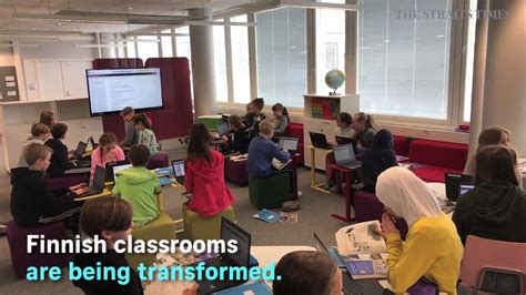classroom layout in finland tailor made spaces for young learners news videos sphrazor