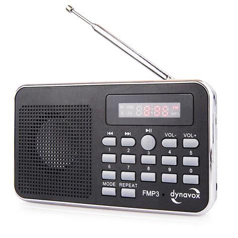 Kleines Badradio by Kleines Radio Mit Mp3 Und Usb Dynavox Badradio