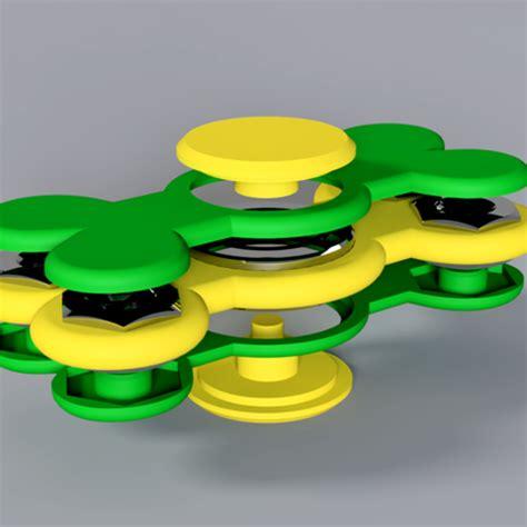 Spinner Model Capit Kepiting Mini free dog spinner mini 3d model cults