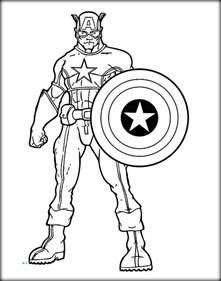 avengers captain america coloring pages color zini