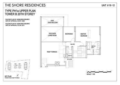the shore floor plan penthouse 4 bed the shore residences