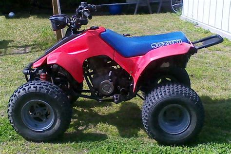 Suzuki 230 Quadrunner Parts by Ask The Editors Are All Suzuki 230s Created Equal