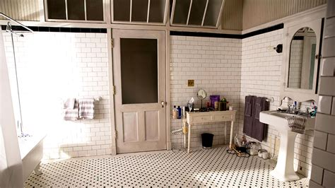 Story Bathroom by Set Tour American Horror Story Coven