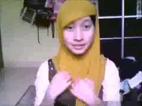 tutorial hijab anak muda masa kini tutorial hijab segi empat terbaru yang populer untuk anak