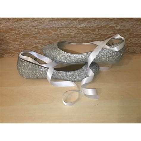 Silver Glitter Flats Wedding by 17 Best Ideas About Flat Prom Shoes On Sparkly