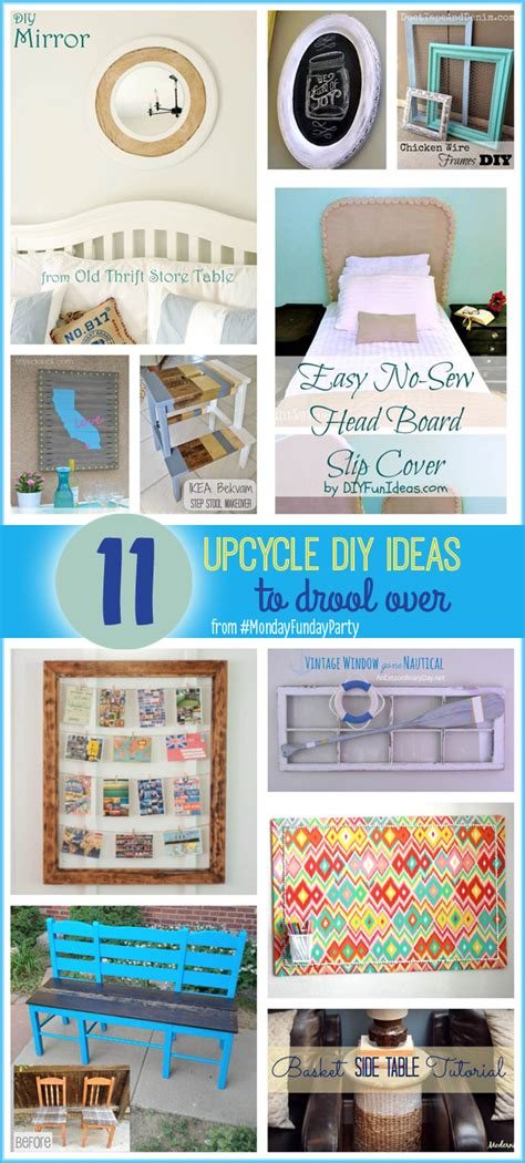 Ikea Slipcover Chairs 11 Diy Upcycle Ideas Monday Funday 81 Lines Across
