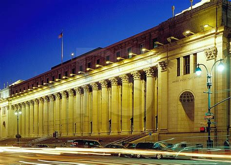 Post Office 34th by Farley Post Office 10001