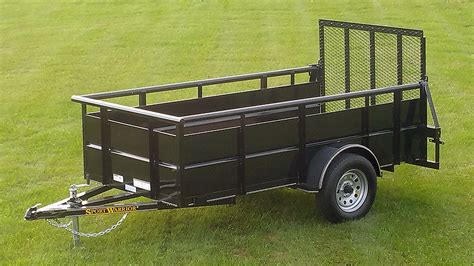 utility trailer wiring diagrams utility trailer chassis