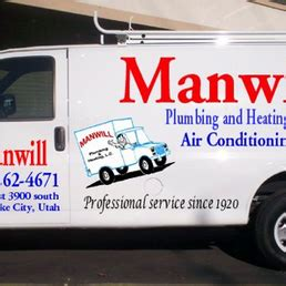 Manwill Plumbing Salt Lake by Manwill Plumbing Heating Air Conditioning 20 Photos