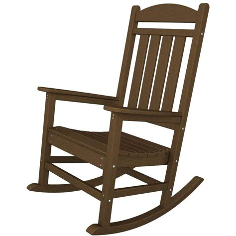 Recycled Plastic Outdoor Rocking Chair Polywood Rocking Outdoor Furniture