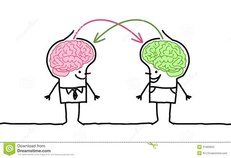Big Brain Men Exchange Stock Photos Image 31969933 Big Brain Pricing