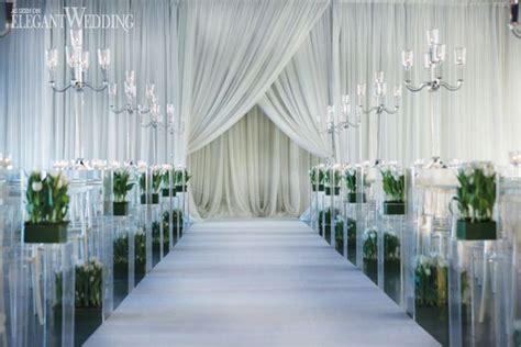 modern indoor garden wedding in montreal elegantwedding ca 1101 best images about aisle style on garden weddings arches and indoor ceremony