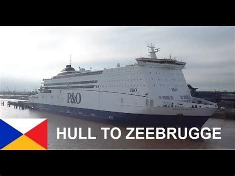 Mv Pride Tangga 1 hull zeebrugge p o ferries mv pride of york