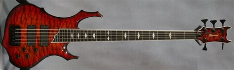 Handmade Bass Guitars - new cool guitars what s at ed guitars