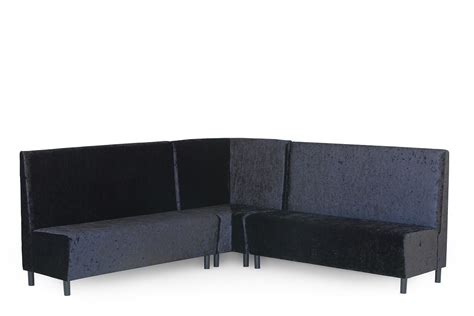 Modular Banquette Black Velvet Banquette Seating Fresh Event Hire