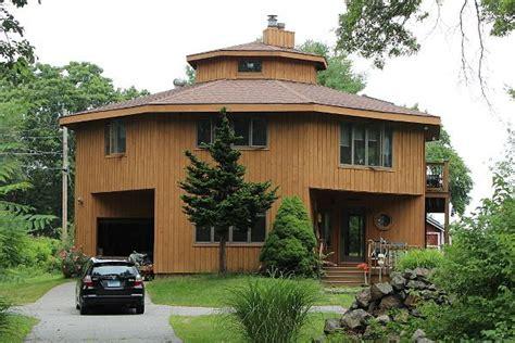 Octagon House Kits by Octagon House Plans Home Vintage Blueprint Design Custom