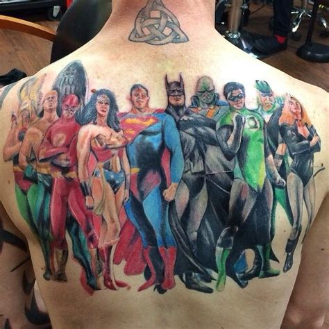 tattoo girl on heroes 1000 images about super hero tats on pinterest