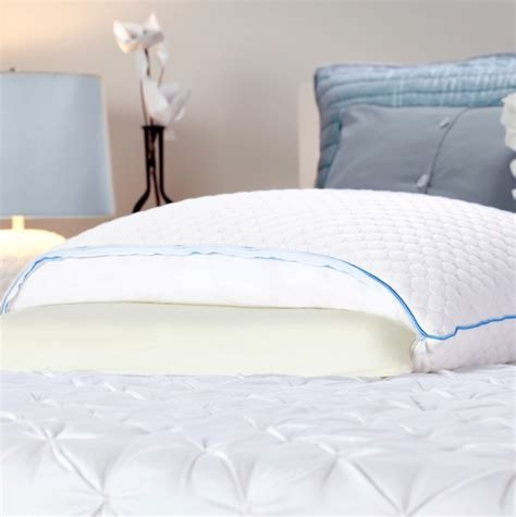 Half Pillow sealy half and half pillow