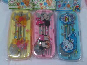 Tas Lunch Box Aluminium Foil 2 Susun Sum Sum 17110040 Limited grosir ecer souvenir fancy travel bag tas lunch box