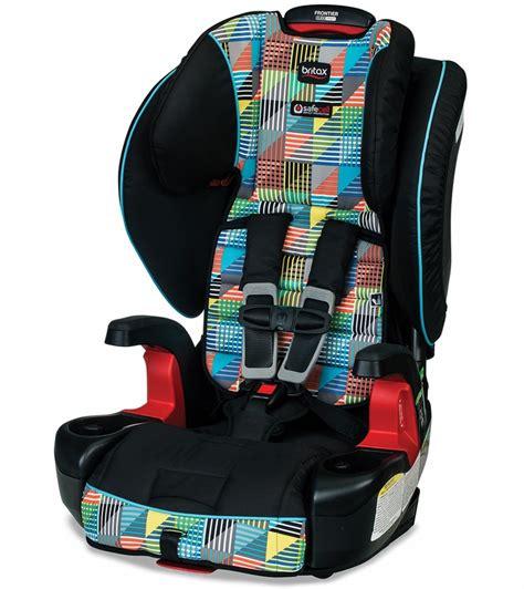britax car seat frontier britax frontier clicktight booster car seat vector