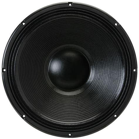 Speaker Woofer rcf l18p400 18 quot woofer speaker