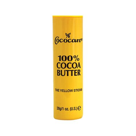 cococare cocoa butter stick 1 oz stick s swanson health products