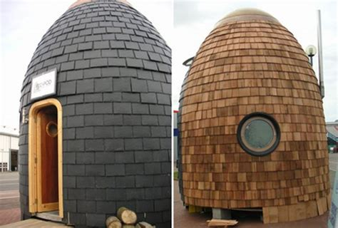 eco pod house five coolest homes made using recycled vehicles ecofriend