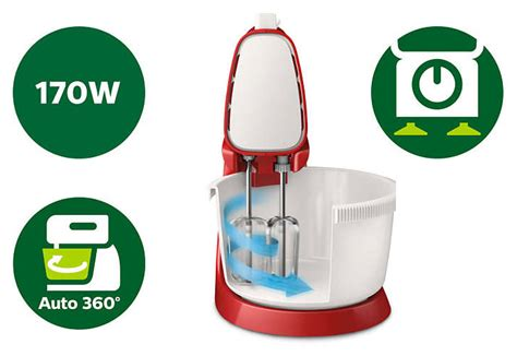 Mixer Philips Dudukan jual philips hr1559 stand mixer hijau harga
