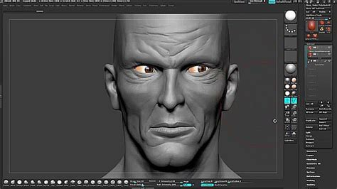 tutorial zbrush 4r6 dynamesh in zbrush 4r6 zombie special