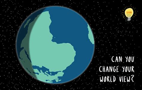 Change World changing your world view visual thinkery