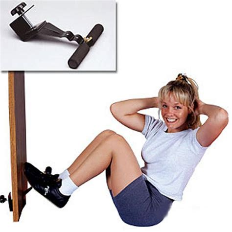 abdominal exercise feet anchored one sit up bar aw8602 blackbeltshop martial arts supplies