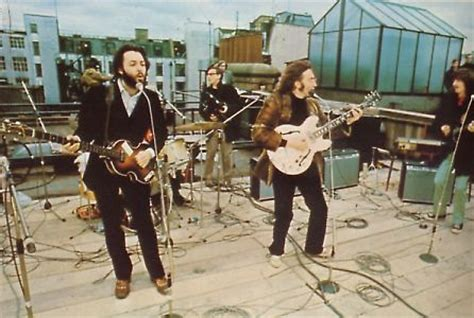 the beatles don t let me down rooftop the rooftop concert 3