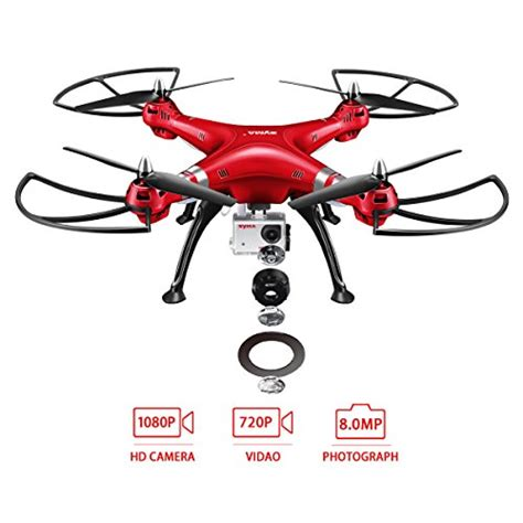 Phanton Syma X8hg 8mp Hd The New Drone Drone 1 syma x8hg drone new altitude hold mode headless 3d flips rc import it all