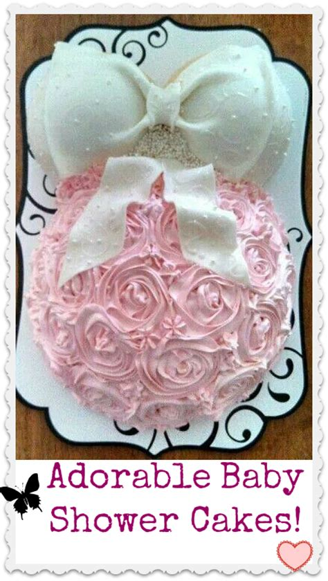 Great Baby Shower by Baby Shower Cakes Great Baby Shower Cake Ideas
