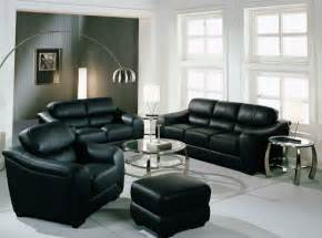 Living Room Ideas With Black Sectional Black Sofa Living Room Decoration Ideas Home Decoration