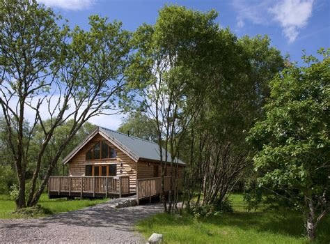 Holidays In Scotland Log Cabins by Scotland Log Cabins Explore The Far