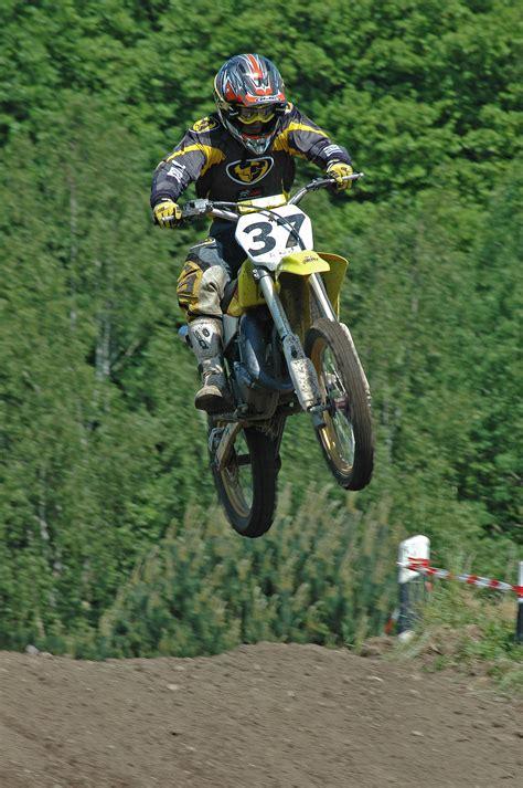 Erstes Motocross Motorrad by Motocross