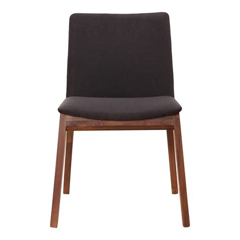 deco dining chair black m2 products moe s
