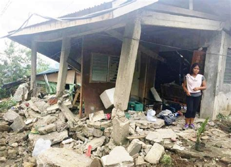 national housing authority contact number nha asks settle number of damaged houses by quake leyte samar daily news