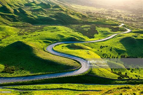and stock photo getty images the bendy road stock photo getty images