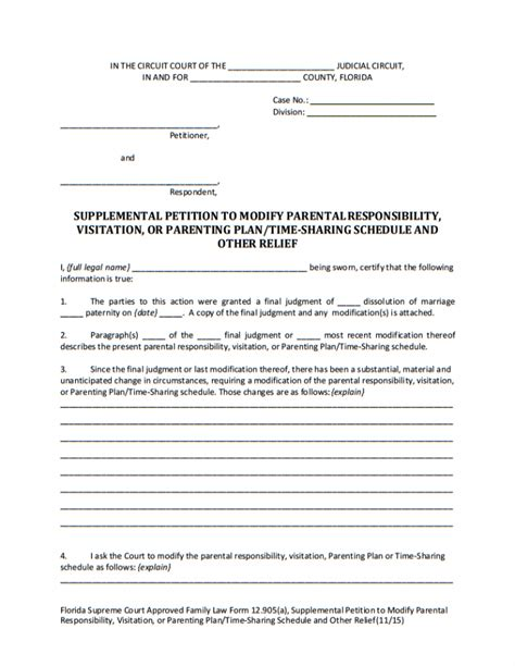 template for a petition 13 printable petition template exles templates assistant