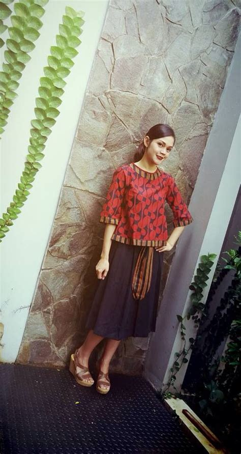 Dress Batik Mau 5 1380 best indonesia batik and ikat fashion images on batik fashion batik dress and