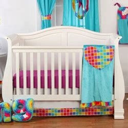 Tie Dye Crib Bedding Terrific Tie Dye Crib Bedding Collection By One Grace Place